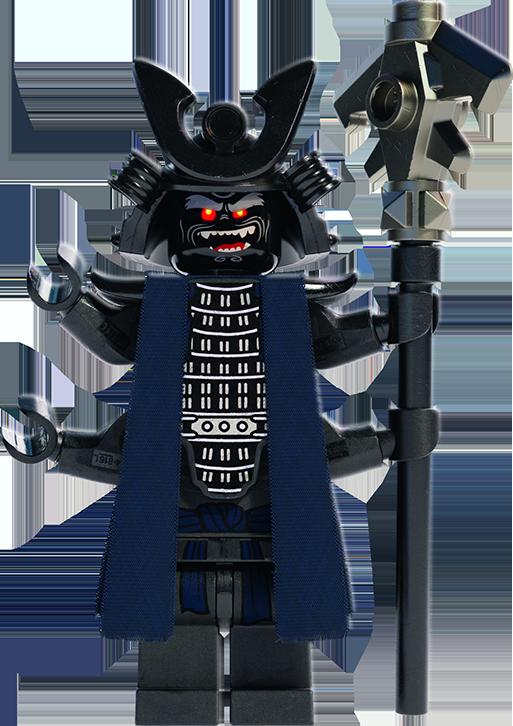 Image - Garmadon 1 lego ninjago movie.png | Villains Wiki | FANDOM ...