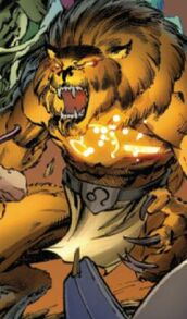 Leo (Thanos' Zodiac) (Earth-616) 002