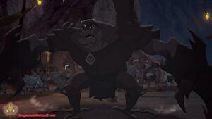 Lord Marmoo fight