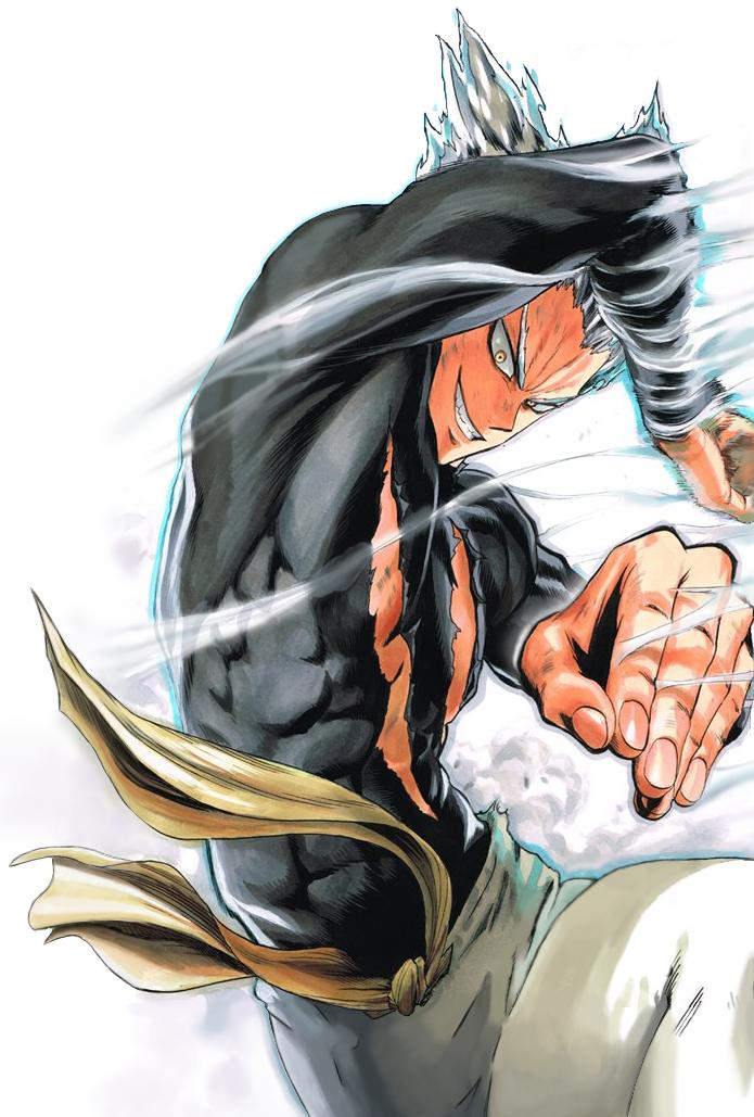 Garou (One Punch Man)   Villains Wiki   FANDOM powered by Wikia