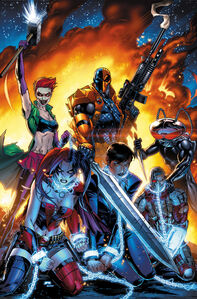 New Suicide Squad Vol 1 1 Textless