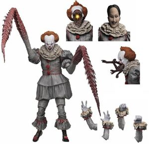 Pennywise figure collection