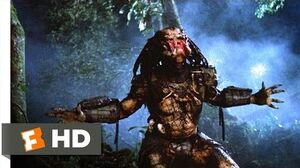 Predator (1987) - One Ugly Motherf***er Scene (4 5) Movieclips