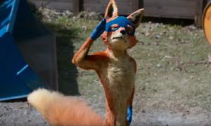 Swiper the Fox 2019