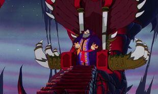 The Throne of Merlock