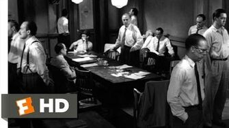 12 Angry Men (8 10) Movie CLIP - These People (1957) HD