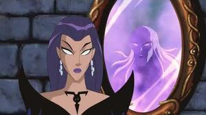 Banished Justice League Unlimited