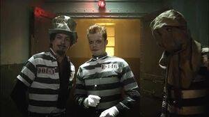 Jerome, Mad Hatter & Scarecrow escape Arkham Asylum! Gotham S04 E16