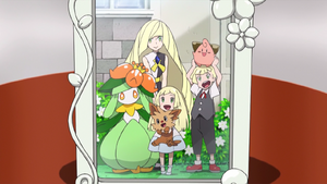 Lillie family photo