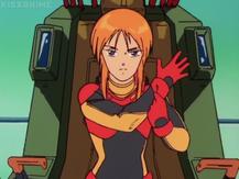 Ple Two piloting Psyco Gundam MKII