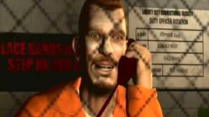 Grand Theft Auto IV Gerry McReary In Jail-0