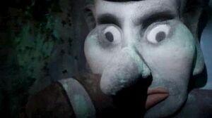 Pinocchio Unstrung - Full Maze (HD POV) - Knott's Scary Farm