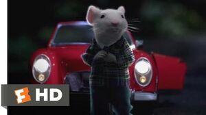 Stuart Little (1999) - Roadster Chase Scene (7 10) Movieclips