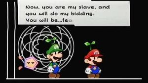 Super Paper Mario Dimentio's Game Over