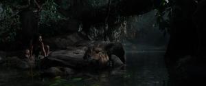 Tabaqui Meets Mowgli