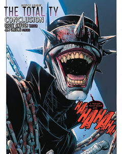 The Batman Who Laugh join Legion of doom.