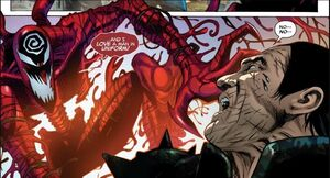 Cletus Kasady (Earth-616) from Absolute Carnage Weapon Plus Vol 1 1 0003