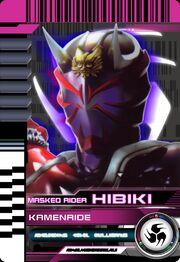 Kamen Ride Hibiki