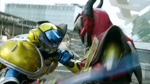 Kamen Rider Duke 09