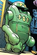 Living Brain II (Earth-616) from Amazing Spider-Man Vol 5 6 001