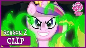 "MLP FiM – 'Cadance' Is Evil! ""A Canterlot Wedding"" HD"