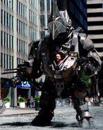 Rhino The Amazing Spider-Man 2