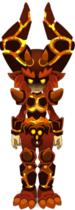 Rushu armor
