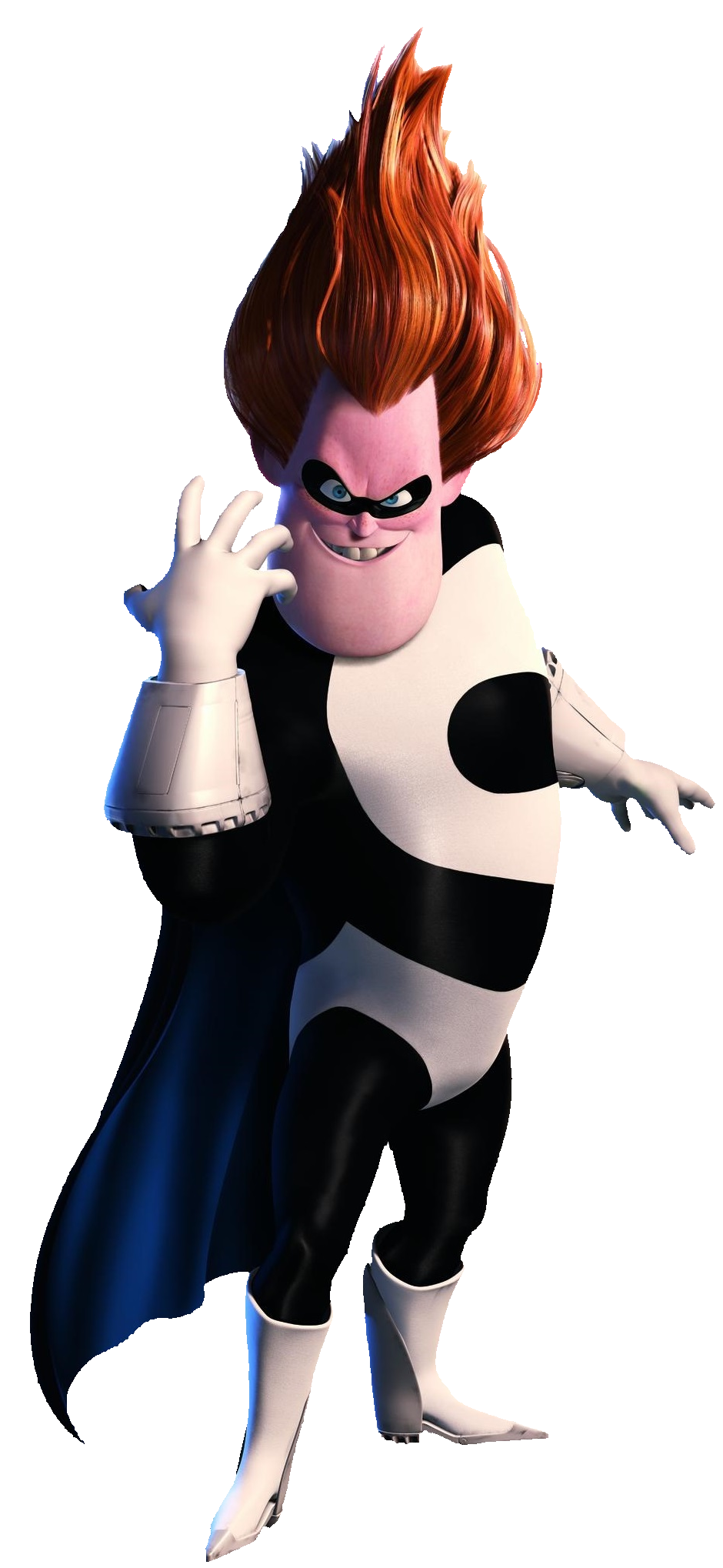 Syndrome | Villains Wiki | Fandom