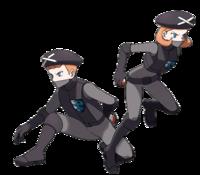 Team Plasma Costume 2
