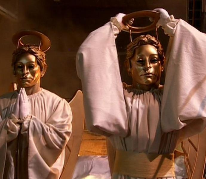 Doctor Who Heavenly HOST
