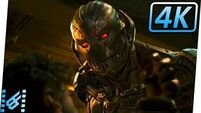 Ultron & Ulysses Klaue Scene Avengers Age of Ultron (2015) Movie Clip