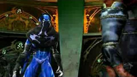 """Legacy of Kain Soul Reaver 2"" Intro"