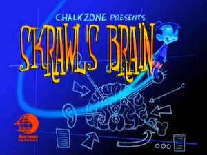 ChalkZone 310 Skrawls Brain Big Loo Duck Snap Duck The Happiest Song in the World 8