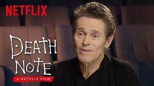Death Note Ryuk Featurette Netflix