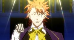 Joker in Black Butler anime