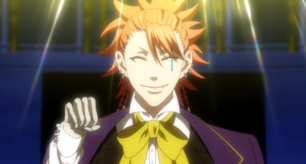 Joker in Black Butler anime