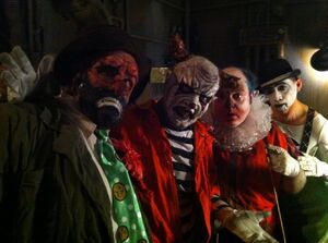 Killjoy's Clown Army