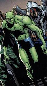Miles Warren (Earth-616) from Amazing Spider-Man Vol 1 667