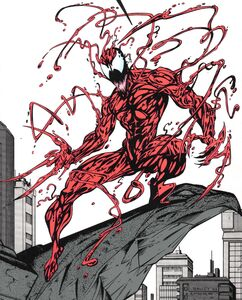 Spider-Man Carnage Vol 1 1 Textless