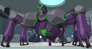 Spider-Slayer (Earth-TRN633) from Marvel's Spider-Man (animated series) Season 1 2 001