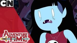 Adventure Time Crashing the Performance Cartoon Network