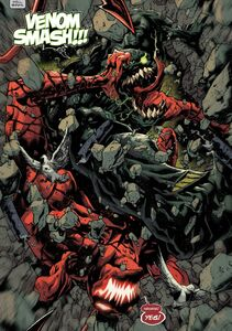 Bruce Banner (Earth-616), Venom (Klyntar) (Earth-616), and Cletus Kasady (Earth-616) from Absolute Carnage Vol 1 4 001