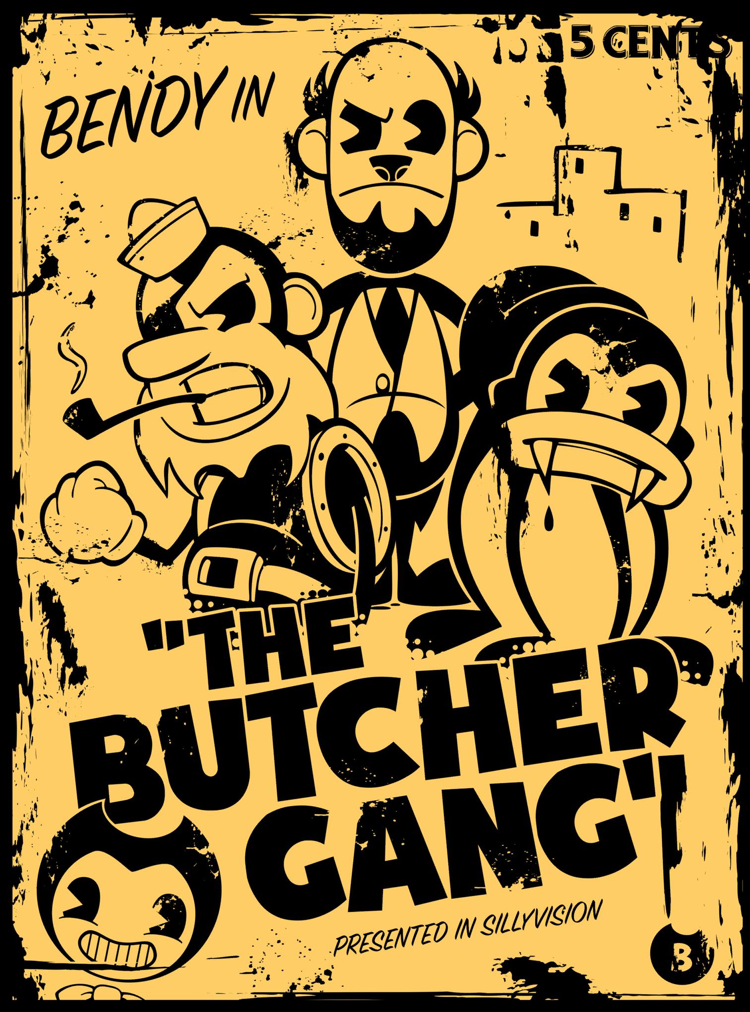 Butcher Gang Villains Wiki