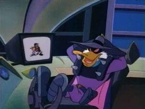 DarkWarrior Duck 01