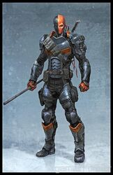 Deathstroke (Batman Arkham Origins)