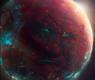 Planet form