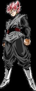 Goku black ssj rose v6 by jaredsongohan-dai1kjc