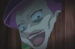 Jessie is scary