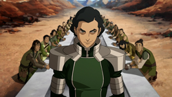 Kuvira enlists bandits