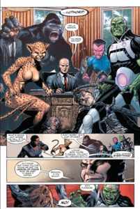 Legion of Doom Prime Earth 003